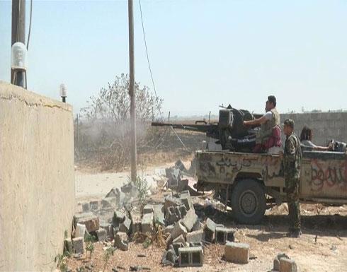 الجيش الليبي يرسل تعزيزات عسكرية جديدة لطرابلس