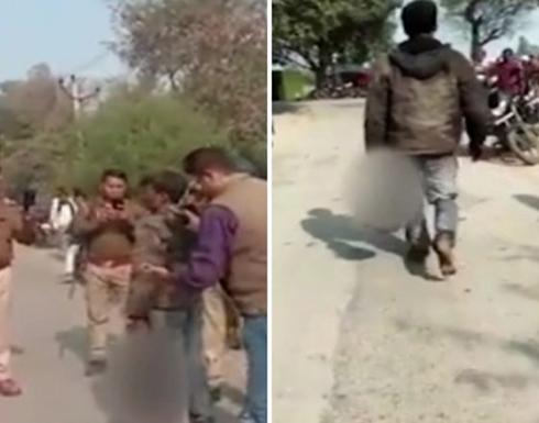 الهند: زوج يقطع رأس زوجته ويسير بها في الشارع