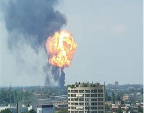 فيديو : دوي انفجار ضخم قرب مطار بولونيا في إيطاليا
