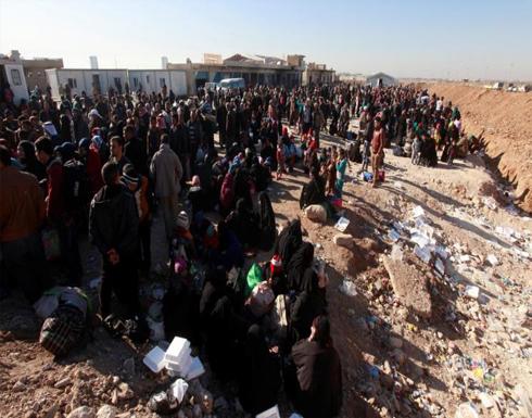 4500 نزحوا من الموصل في ثلاثة أيام