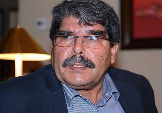تركيا تطالب السويد باحتجاز وتسليم الزعيم الكردي السوري صالح مسلم