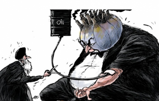 ايران و النفط