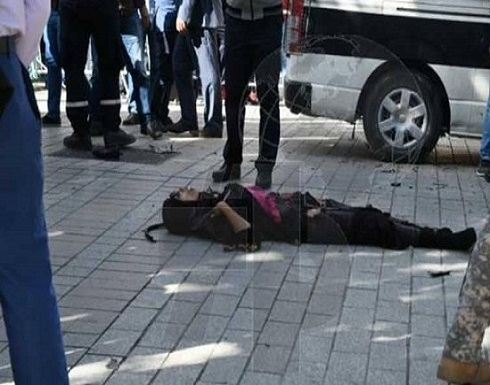 """بالفيديو : تونس.. تفاصيل جديدة عن """"انتحارية العاصمة"""""""
