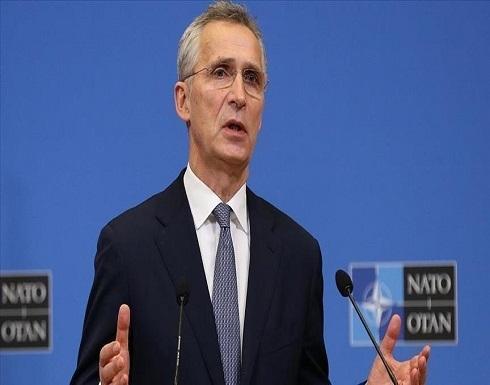 """""""الناتو"""" يدعو طالبان للوفاء بتعهداتها"""