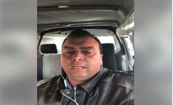 فيديو : ممثل اردني ينسحب من المسلسل الاسرائيلي ويكشف التفاصيل