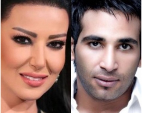 أول فيديو لأحمد سعد وسميّة الخشاب بعد أخبار الزواج... بالحلال يا معلّم