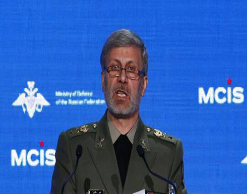 وزير الدفاع الإيراني: نحذر الأمريكيين من أي خطأ في الحسابات ورد إيران سيكون ساحقا ضد أي اعتداء