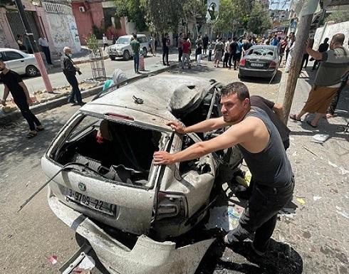 غزة :8 شهداء خلال الساعة الاخيرة ترفع الحصيلة لـ 43 شهيدا و300 جريح