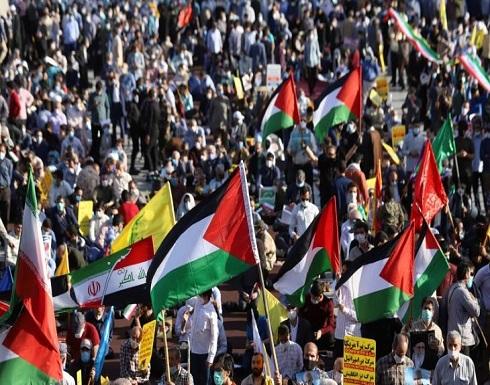 """إيران تهنئ الفلسطينيين بـ""""الانتصار التاريخي"""""""