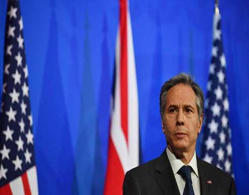 بلينكن يأمل أن تلتزم كوريا الشمالية المسار الدبلوماسي في ملف نزع سلاحها النووي