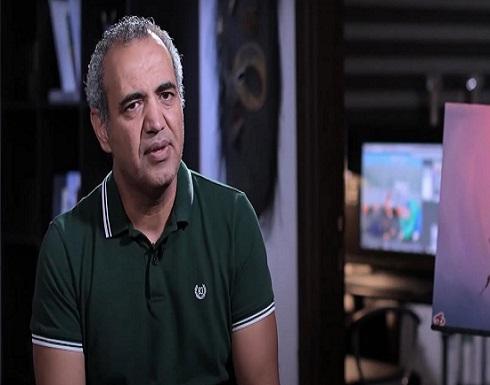 إخلاء سبيل رسام الكاريكاتير عماد حجاج