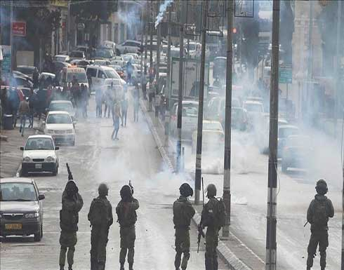 إصابة 89 فلسطينيا برصاص إسرائيلي في مواجهات بالضفة