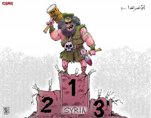 النظام السوري.. أي نصر هذا؟