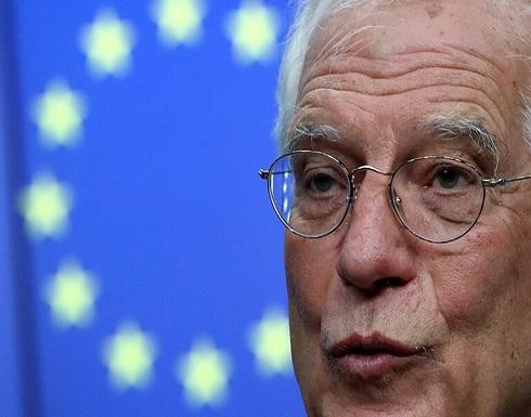 الاتحاد الأوروبي يلوح بفرض عقوبات على السفن التركية بسبب خلاف شرق المتوسط
