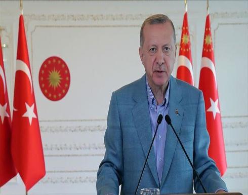 أردوغان: يحاولون شغل تركيا عن تحقيق نهضتها