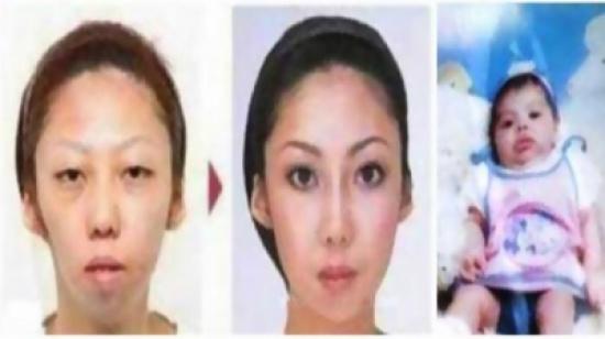 صيني يرفع قضية ضد زوجته لإنجابها فتاة قبيحة!