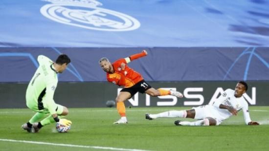 دوري الأبطال.. ريال مدريد يتعرض لخسارة مريرة على أرضه أمام شاختار الأوكراني