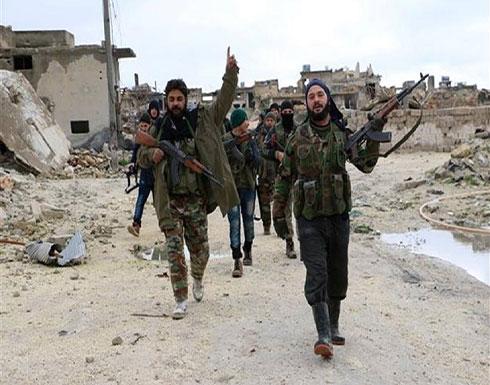 فصائل المعارضة السورية تعلن استعادة السيطرة على بلدات في ريف ادلب