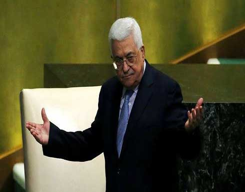 عباس: لا يمكن القبول بأي تدخلات خارجية بعيدا عن مصر