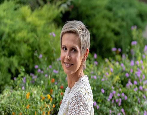شاهد : السيدة أسماء الأسد تعلن  شفاءها من مرض السرطان