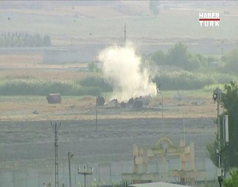 """فرنسا وبريطانيا وألمانيا """"تندد بشدة"""" بالعملية التركية في سوريا والناتو يعلق"""