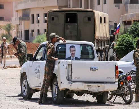 """عمليات """"نهب للمنازل""""من قوات النظام السوري وإيران في إدلب"""