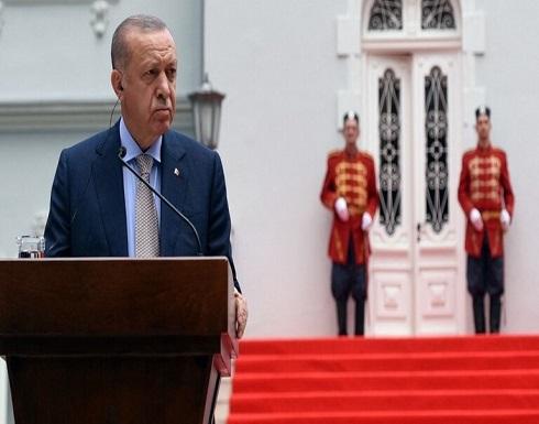 أردوغان يبحث مع رئيس وزراء إيطاليا الأزمة الأفغانية والوضع في ليبيا