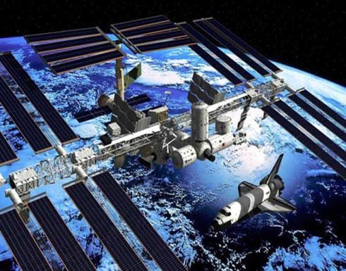 بالفيديو والصور .. اكتشاف كائنات غير معروفة في محطة الفضاء الدولية