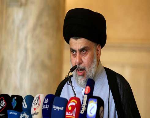 مقتدى الصدر يعلن تصدره نتائج الانتخابات العراقية