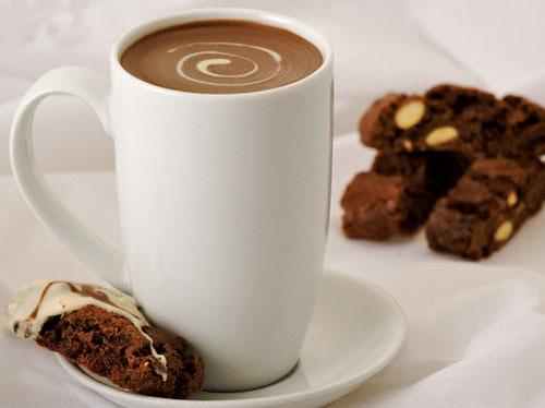 كوب الشوكولا الساخن لحمايتك من الأمراض