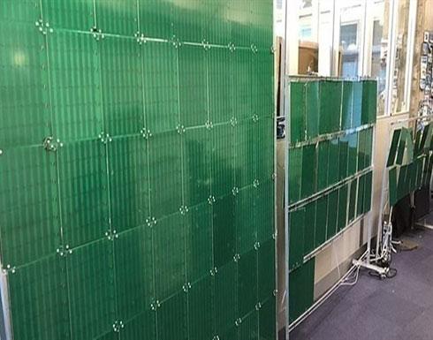 ورق حائط ذكي للمنازل يقوي إشارة الواي فاي