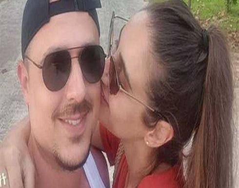 إيميه صيّاح تحتفل بمرور 13 عاماً على لقاء زوجها بـ10 قبلات (صور)