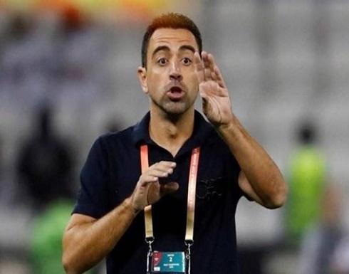 """تشافي يُريد تدريب برشلونة بـ""""مشروعه الخاص"""""""