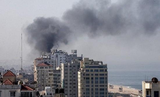 الأردن يدين العدوان الإسرائيلي ضد قطاع غزة