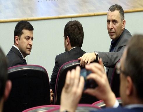 الداخلية الأوكرانية: الذخيرة المستخدمة في محاولة اغتيال مساعد زيلينسكي من صنع أجنبي