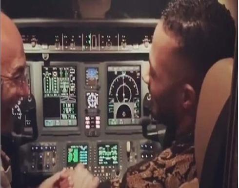 """حبس """"محمد رمضان"""" لمدة عام بتهمة """"سب وقذف"""" الطيار أبواليسر"""