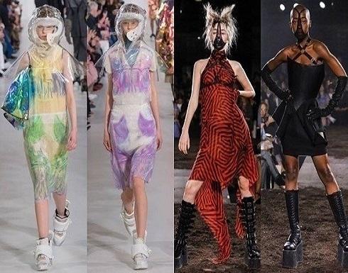 اتجاه جديد للأزياء مستوحى من كورونا