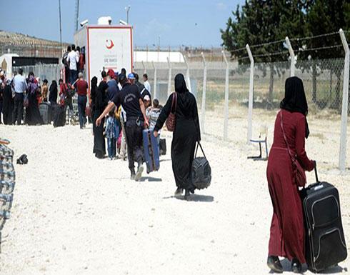الاستقرار الأمني يشجع أكثر من 3 آلاف سوري للبقاء ببلادهم