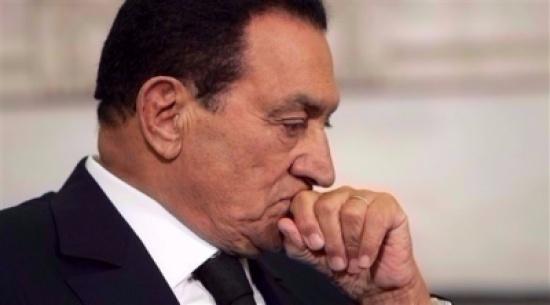 مبارك يستعد لكتابة مذكراته