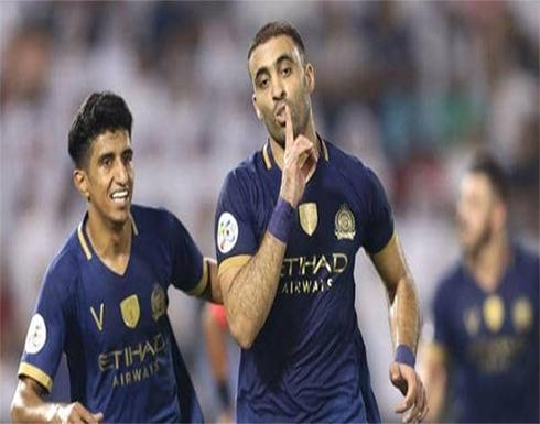 السوبر السعودي.. النصر يحرز لقبه الأول على حساب التعاون