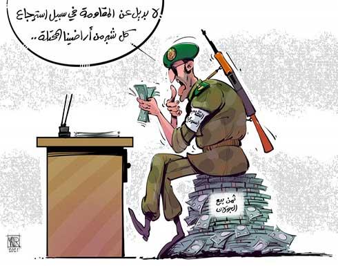النظام السوري وثمن الجولان