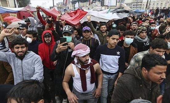مقتل متظاهرين وجرح 13 برصاص الأمن بمحافظة ذي قار العراقية