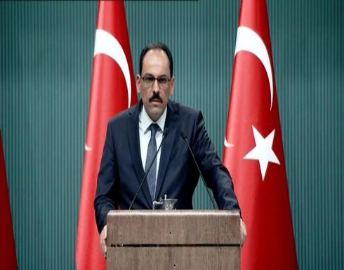 متحدث باسم أردوغان: تركيا لا تزال عضوا يعتمد عليه في حلف الأطلسي