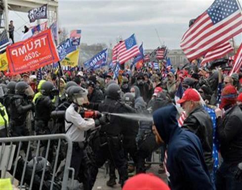 قناة أمريكية: جماعات يمينية متطرفة تدعو لاستهداف مسؤولين يوم تنصيب بايدن
