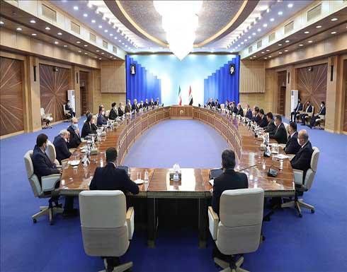 رئيسي والكاظمي يرغبان بتعزيز العلاقات التجارية بين إيران والعراق