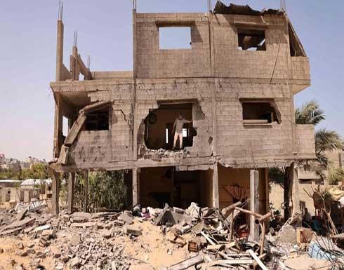 """""""رايتس ووتش"""": إسرائيل أبادت عائلات بأكملها في غزة"""