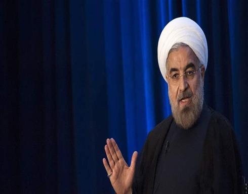 روحاني: حققنا الاكتفاء الذاتي في إنتاج البنزين والديزل