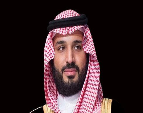 ولي العهد السعودي يبحث مع عباس جهود حل القضية الفلسطينية