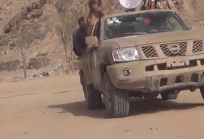 شاهد .. المعارك التي يخوضها الجيش اليمني ضد المليشيات الحوثية بصعدة