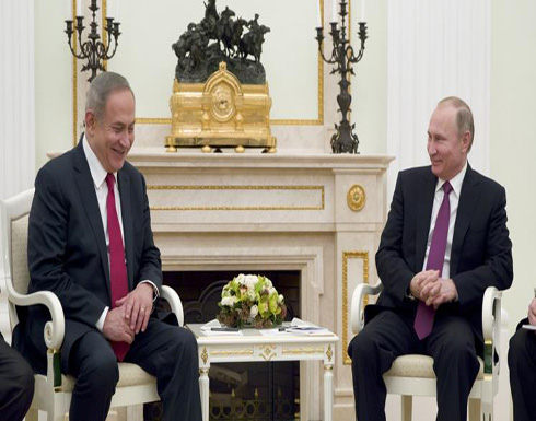 روسيا ترفض طلب إسرائيل بإبعاد قوات إيران عن الجولان